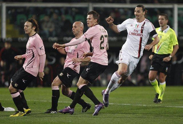 El AC Milan Aumenta Su Distancia Con La Juventus