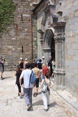 Visitas Guiadas Al Monasterio De San Victorián