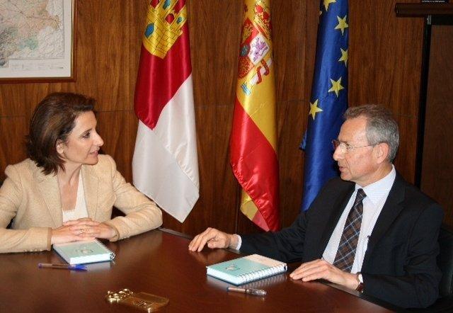 Imagen Del Encuentro De Ródenas Y García De La Calzada