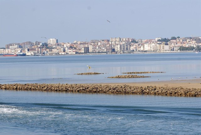 Santander Vista Desde La Bahía