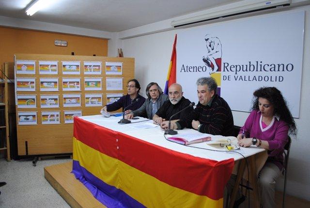 Reunión De 26 Organizaciones Vallisoletanas En El Ateneo Republicano