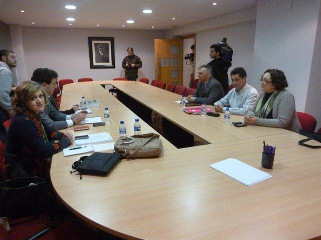 Reunión Entre La FSA Y Upyd