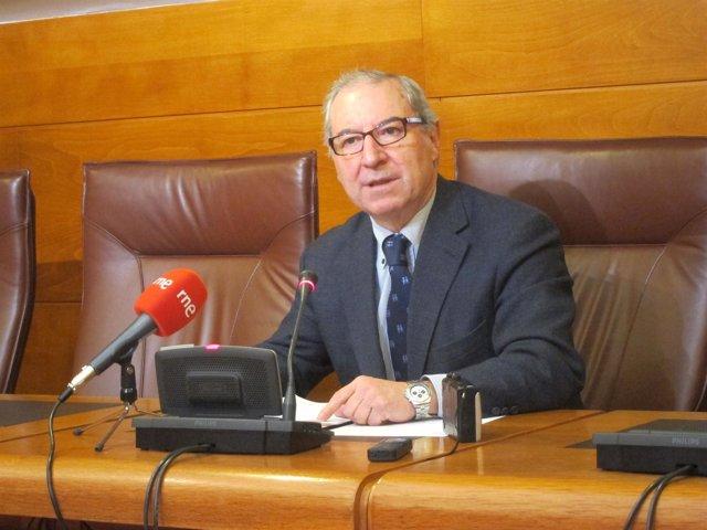 Miguel Ángel Palacio, Diputado PSOE