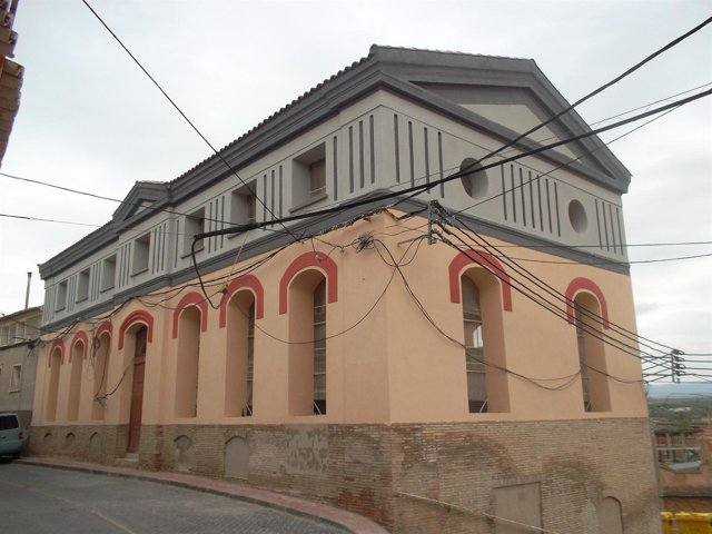 Rehabilitación Antiguo Hospital De Magallón
