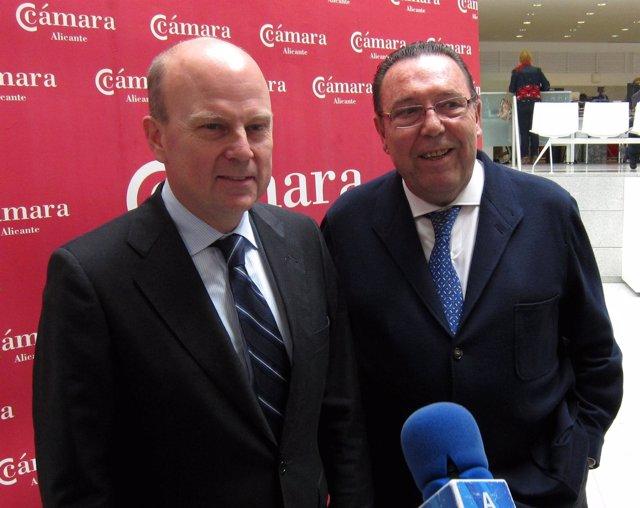Máximo Buch Y José Enrique Garrigós