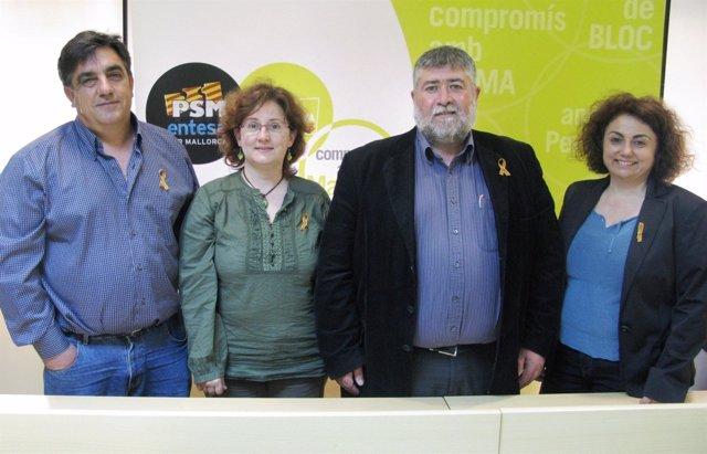 Miembros Del PSM-IV-Exm En El Consell