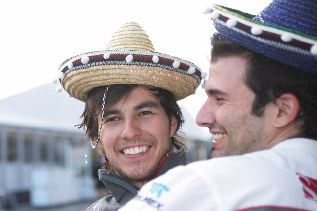 Sergio Pérez Sauber F1 Team