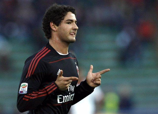 Pato, jugador del Milan