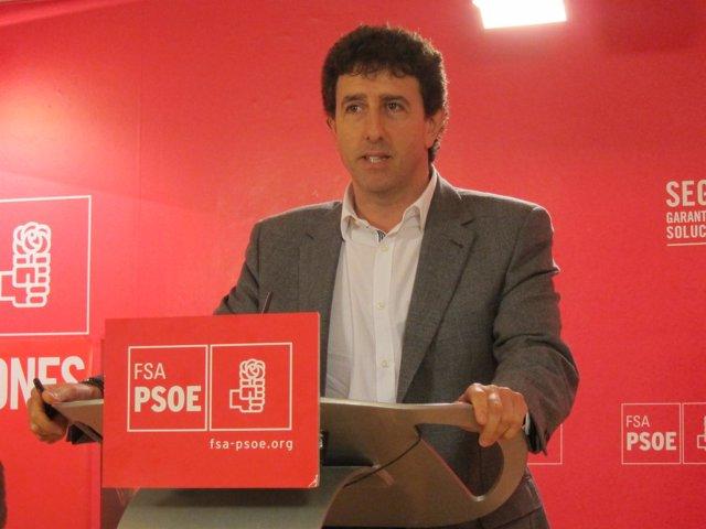 Jesús Gutierrez, En Rueda De Prensa