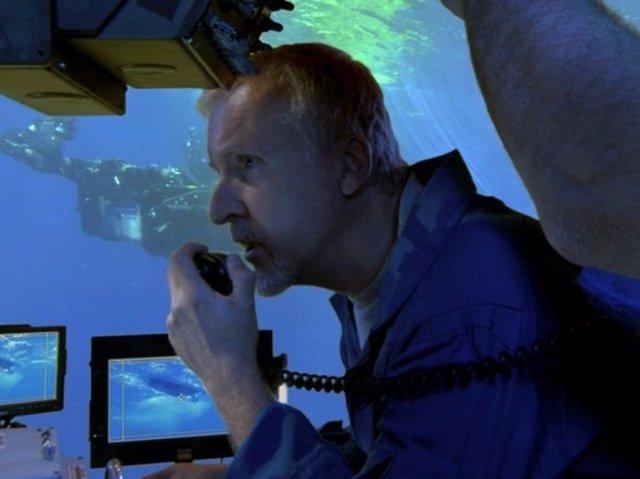 James Cameron En El Documental Del Titanic Para National Geographic