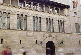 Palau De La Paeria De Lleida