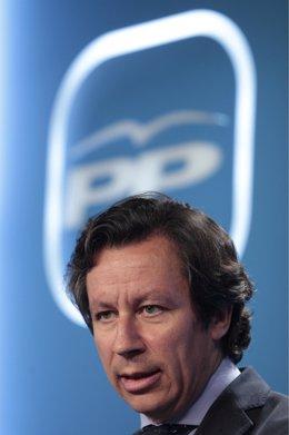 Vicesecretario General De Organización Del PP, Carlos Floriano