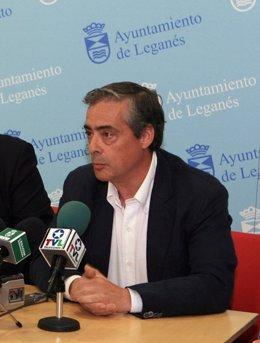 El Exconcejal Del PSOE En Leganés Francisco Arroyo