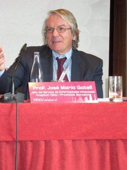 Jefe Servicio Medicinas Infecciosas Del H.Clínic, Josep Maria Gatell