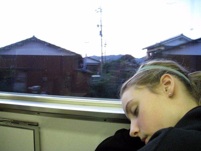 Dormir, viajar