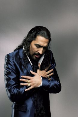 El Cantante Diego 'El Cigala'
