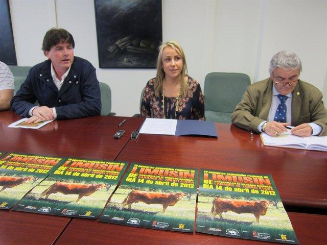 Presentación Del IV Concurso-Exposición Regional De Limusin De Cantabria