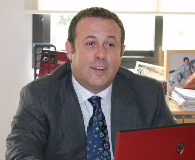 Julio Santos, Director General De Sorli Discau