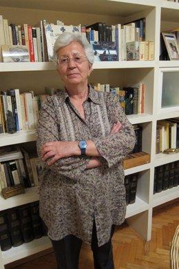 La Escritora Zaragozana Ángeles De Irisarri