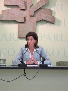 Laura Garrido.