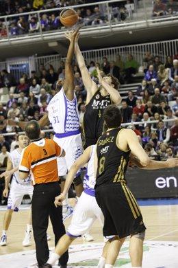 Lucentum Alicante - Real Madrid (Baloncesto)