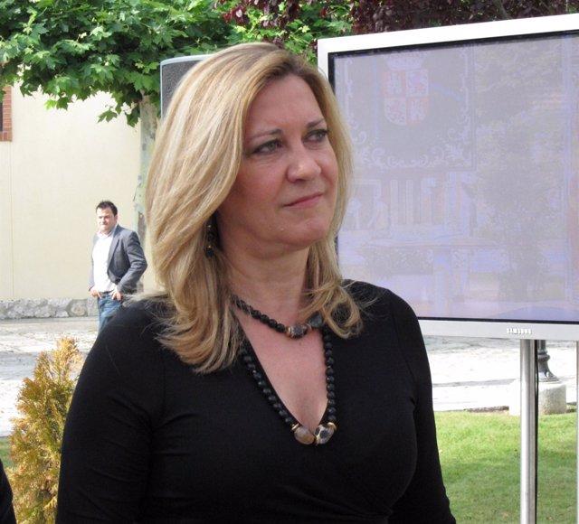 La Consejera De Hacienda, Pilar Del Olmo