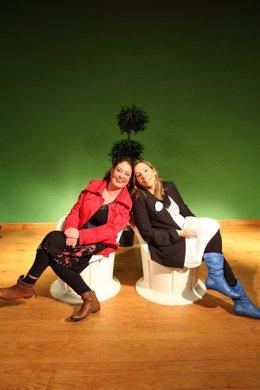 Mercedes Calderón Y Laura Barrón, Protagonistas De 'Creo En Dios'