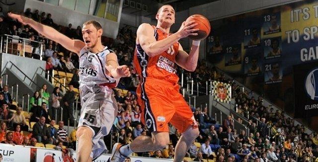Valencia Basket Venció Al Lietuvos Rytas