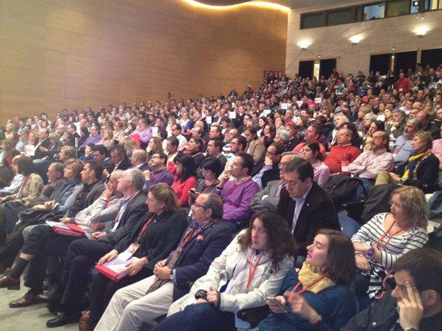 Delegados Del XII Congreso Del PSCYL
