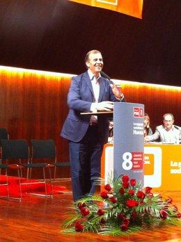 Antonio Cosculluela, Nuevo Secretario De La Federación Altoaragonesa Del PSOE