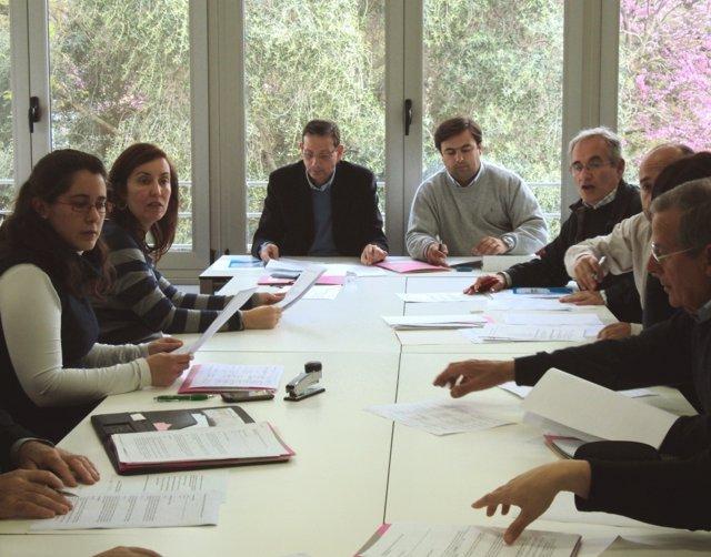 David Gil Preside La Reunión Del Consejo Territorial De Participación Ciudadana