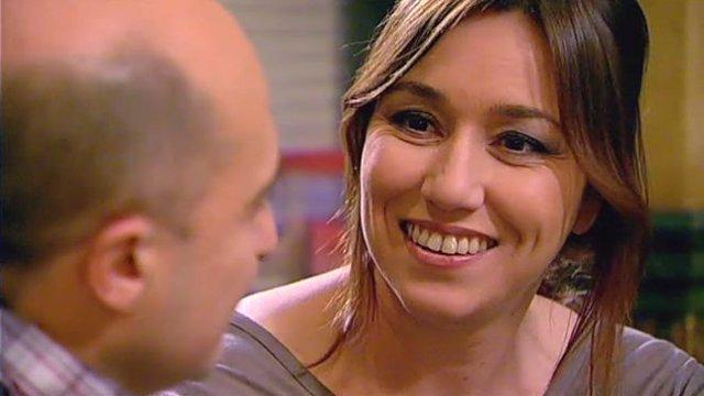 Lola Dueñas En La Serie 'Aída'