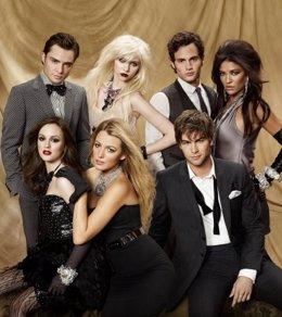 Serie 'Gossip Girl'