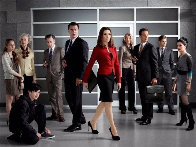 THE GOOD WIFE (La buena esposa), la serie