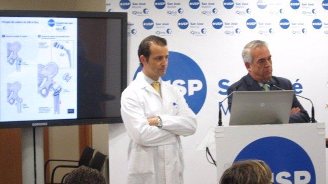 Doctor Ángel Villamor