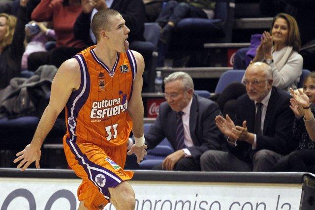 Caner-Medley, Valencia Basket - Baloncesto Fuenlabrada (Baloncesto)