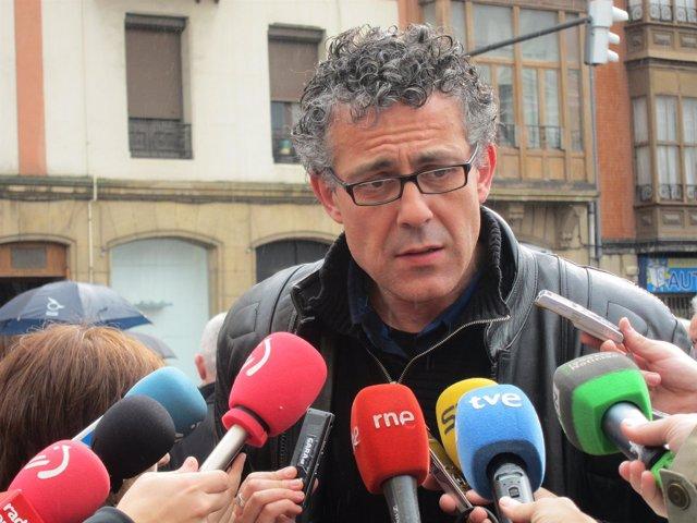 Xabier Mikel Errekondo, Diputado De Amaiur