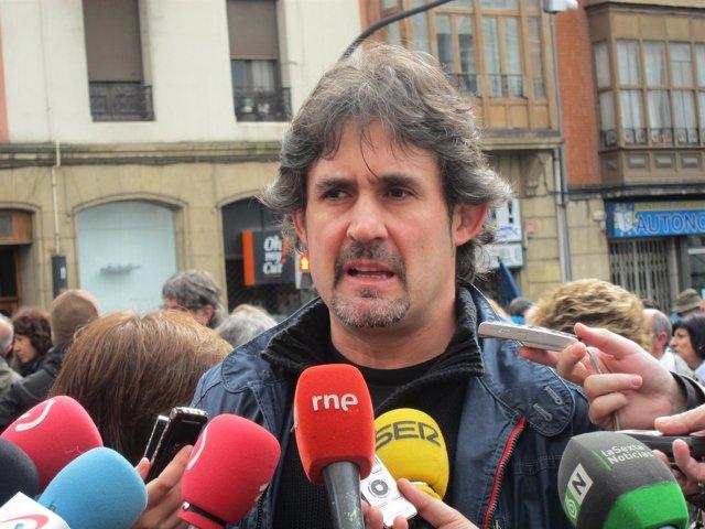 Pello Urizar, Secretario General De EA