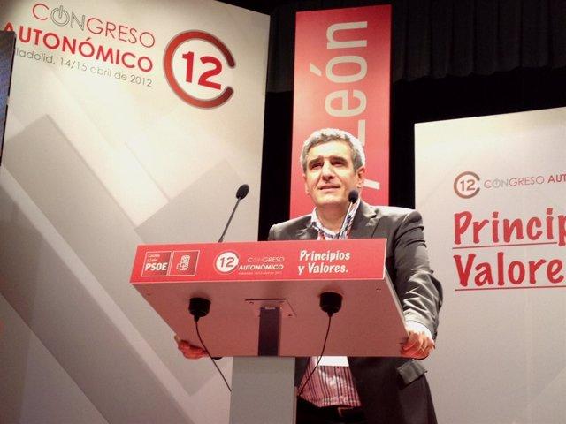 El Nuevo Secretario Autonómico Del PSOE, Julio Villarrubia