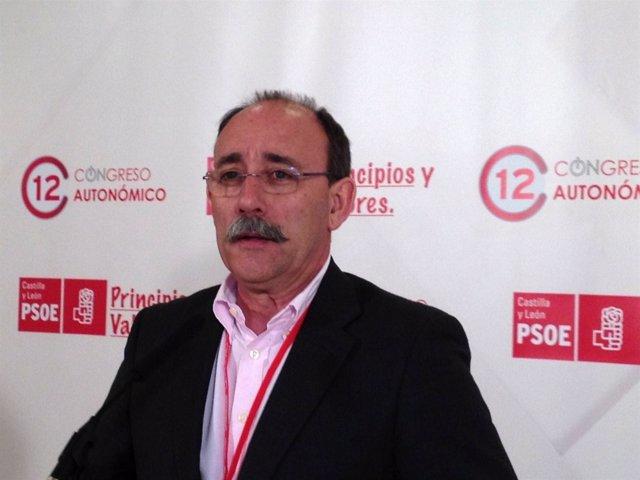 El Secretario Provincial Del PSOE En Valladolid, Mario Bedera