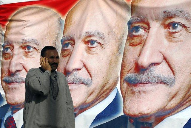 Omar Suleiman.