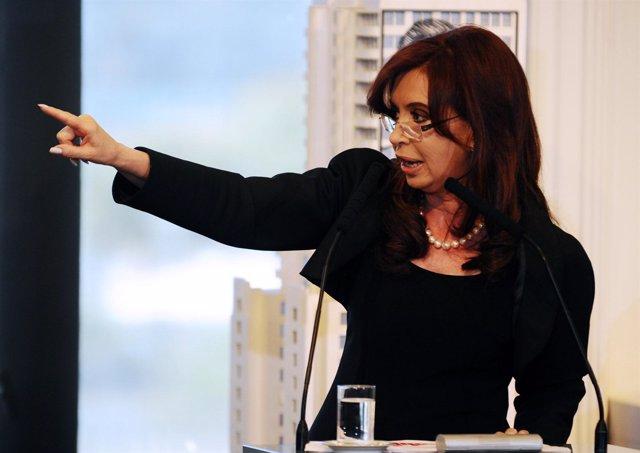 Cristina Fernández De Kirchner Anuncia La Expropiación Del 51% De YPF