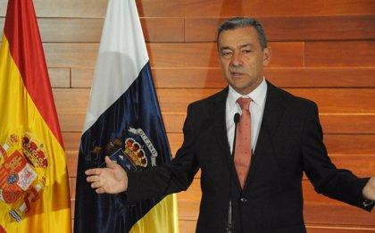 Canarias.- Rivero aboga por un sistema equitativo en Sanidad donde se contribuya en función de la renta