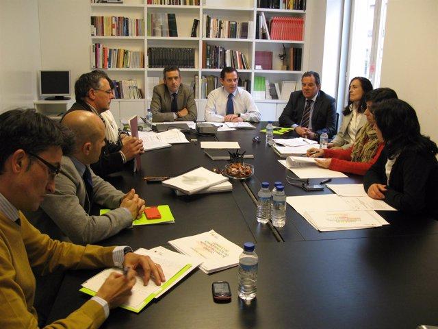 Reunión Consejo De Administración De Empleo