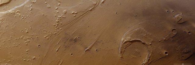 Región Marciana De 'Ares Vallis'