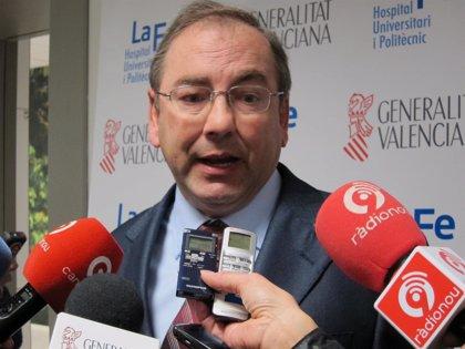 Rosado dice que las medidas de Sanidad supondrán un ahorro de 700 millones para la Comunidad Valenciana