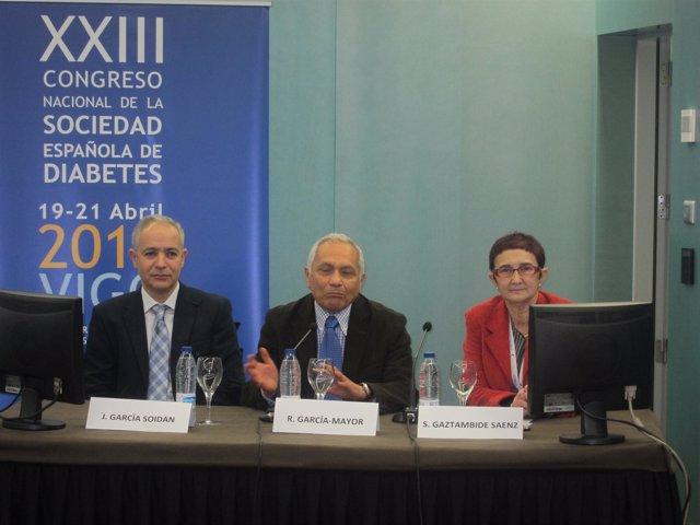 Congreso Sobre Diabetes En Vigo