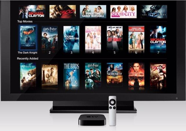 Televisión Con Apple TV