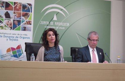 Andalucía.- Salud incrementa en un 28% el número de trasplantes en primer trimestre