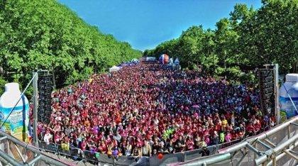Madrid.- Más de 22.000 corredoras lucharán contra el cáncer el 6 de mayo